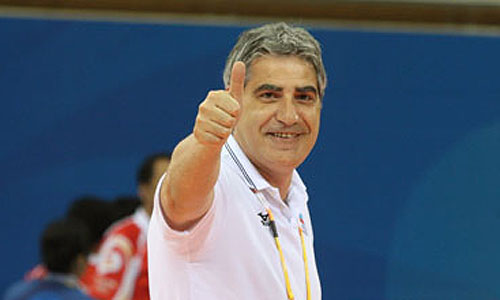 Camillo Placi became the head coach of Bulgaria