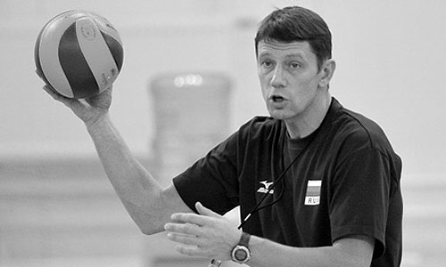 Sergei Ovchinnikov died