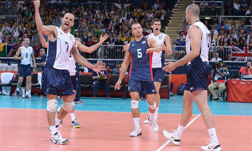 London 2012: Day 6 – Grozer defeated Serbia. Americans have shoved power