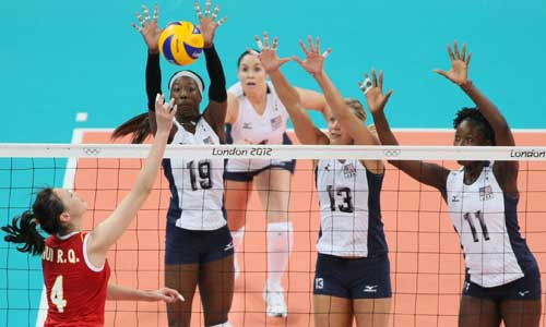 London 2012: Day 5 – Brazil in incredible troubles, USA still a leader