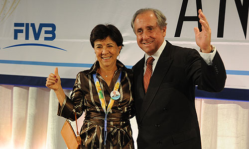 Ary Graca new president of FIVB