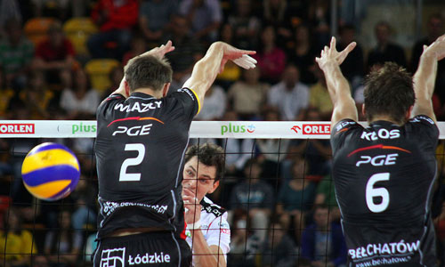 Amazing Photos: Polish Supercup for Skra