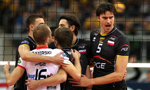 Champions League: Skra outclassed Fenerbahce. Dinamo according to plan