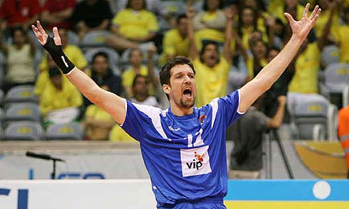 Andrija Geric finished his career