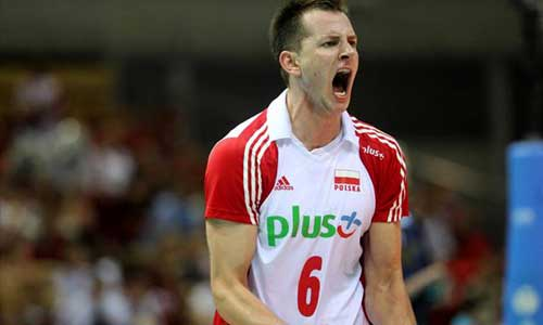Bartosz Kurek injured, 3-6 weeks out