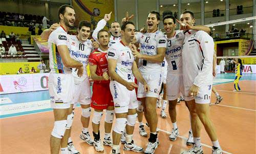CWCH: Trentino and Sada Cruzeiro in the great final