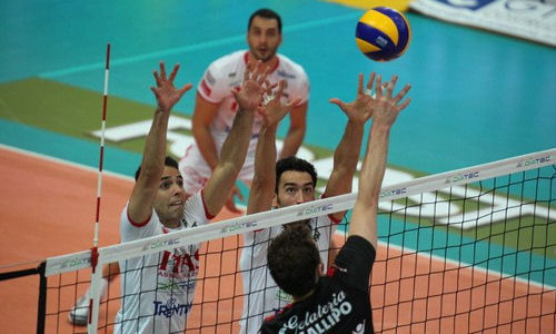 Serie A1: Macerata wins, unexpected loss of Trento
