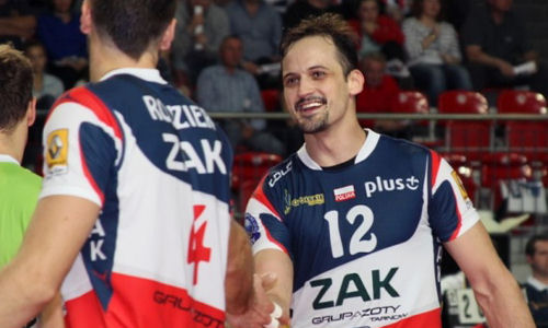 Champions League: A flying start of ZAKSA and Trentino