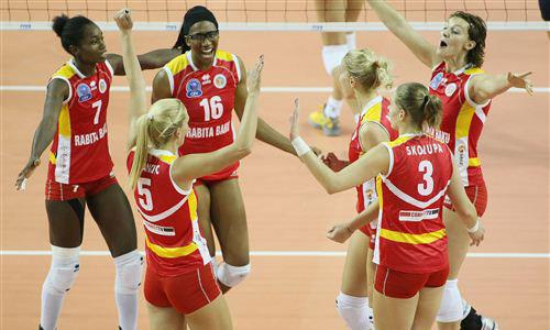 Women's CHL: Baku vs Poland 3-0. Galatasaray surprised at home