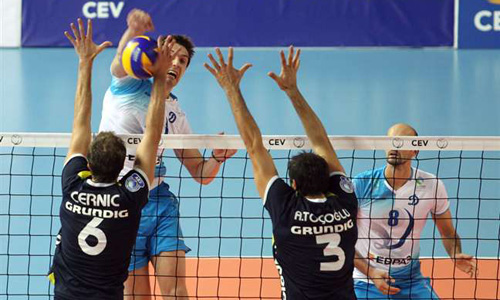 Champions League:  'A piece of cake' for Dinamo and Skra