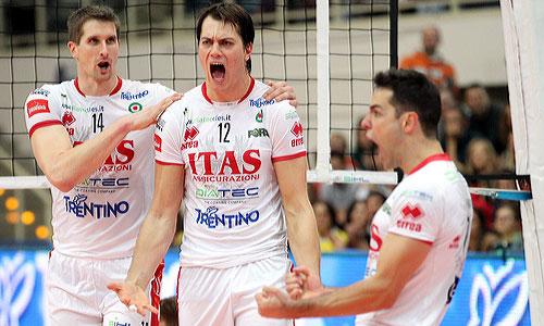 32 Photos: Trento vs Macerata