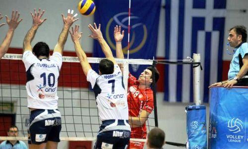 Olympiakos stays unbeatable in Volleyleague
