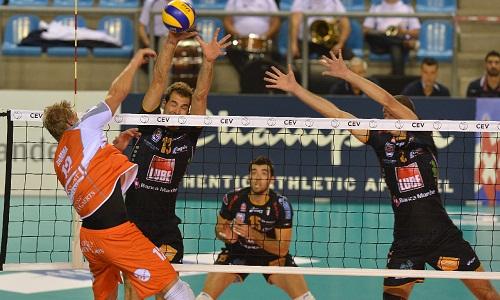 Serie A1: No surprises in quarterfinals