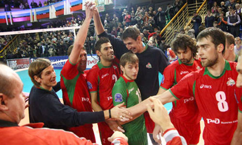 Champions League: Novosibirsk named as a host of Final Four 2013