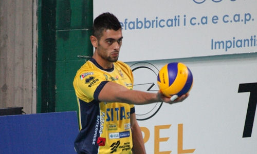 Serie A1: Watch out! Sabbi is serving!
