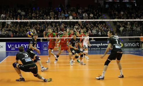 Pool B: Berlin with play-off hopes, Budva with a first win