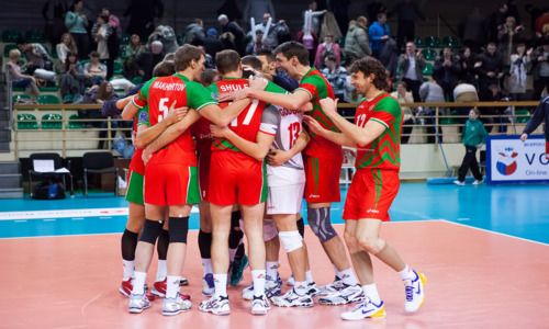 Pool B: Last win for Novosibirsk before Final Four