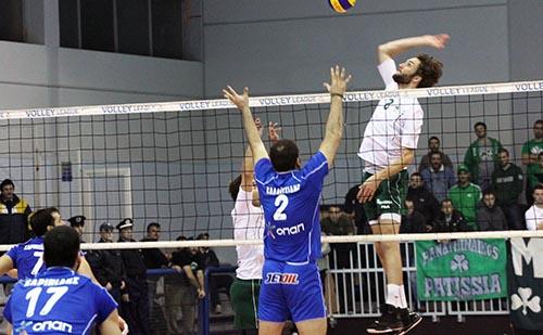 Greek League: AO Kifisias outmatched Panathinaikos