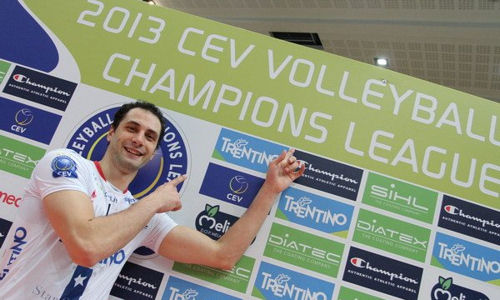 ChL: Straight-set win for Trento, ZAKSA takes the 2nd place