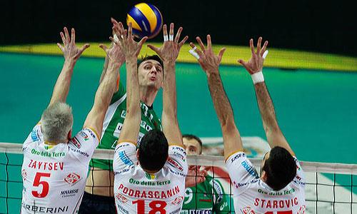 15 Photos: Cuneo Beat Italian Champions