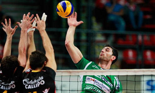 Volleyball fairytale of Tsvetan Sokolov