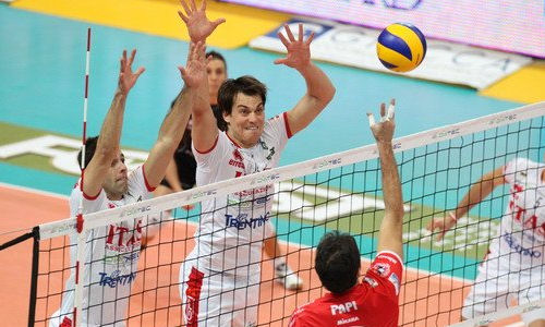 Serie A1: Macerata and Trentino lost their games