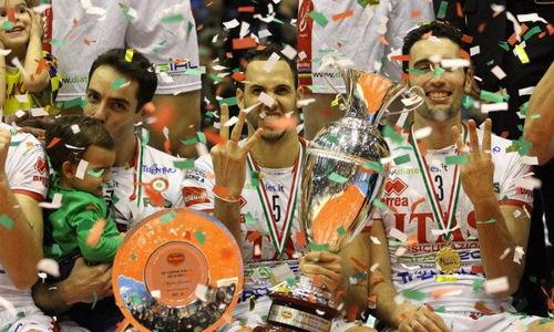 Coppa Italia goes to Itas Diatec Trentino (photos)