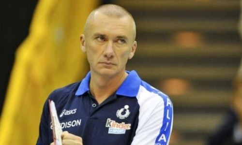 Turkey: Massimo Barbolini appointed the women's head-coach