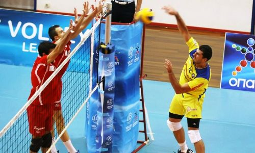 Olympiakos first loss in Greek Volleyleague