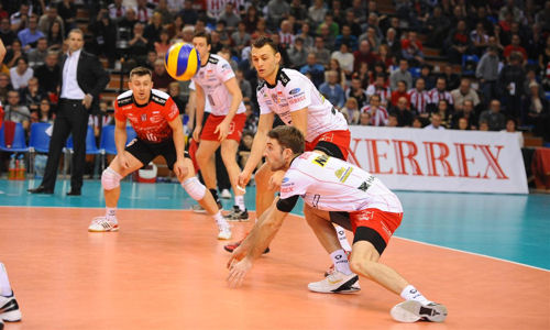 Champions League: Lube too strong for Resovia