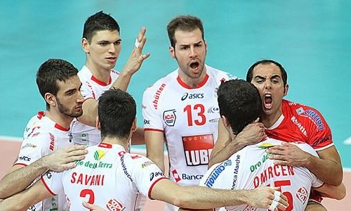 Champions League: Macerata had no trouble with going further