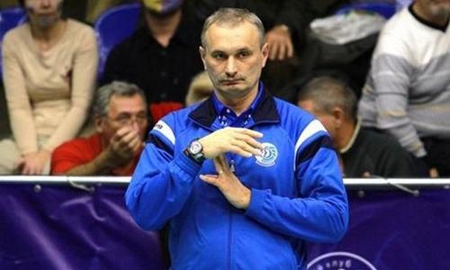 Yuriy Marichev appointed coach of Russian women's team