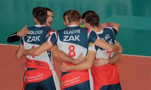 Zaksa Kedzierzyn from hell to heaven at home