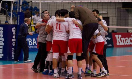 CEV Cup: The night of Ankara
