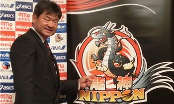 Gary Sato First Foreign Head Coach of Japan's National Team