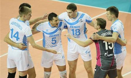Champions League: Zenit Kazan is looking up to defend the title