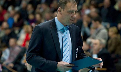 Superleague: Yuri Cherednik criticizes his players