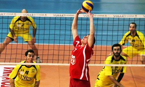 27 sets played in the 16th round of Volleyleague