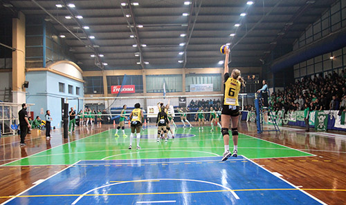 Greek Cup: Girls are ready for the finals