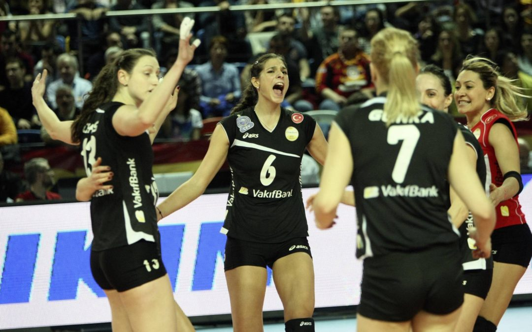 Women's Final Four: No chances for the hosts. Vakifbank joined Rabita!