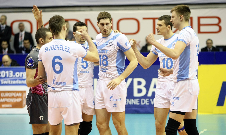 Men S Final Four Zenit Kazan Claimed Bronze Volleycountry
