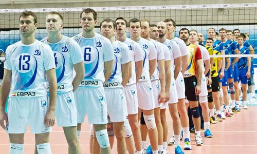 Superleague: Zenit Kazan and Gubernia Novgorod have won the regular season