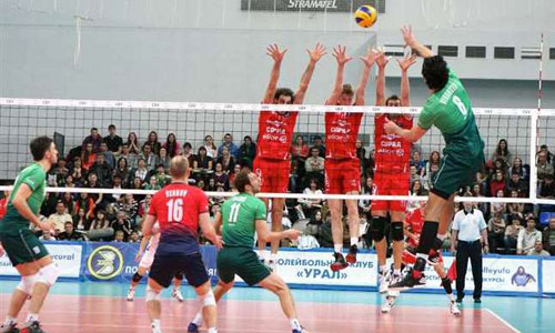 Men's Challenge Cup: Copra Piacenza worked Ural out
