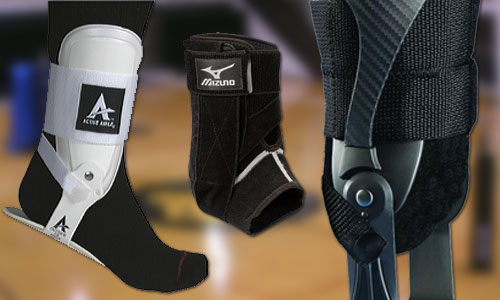 Ankle Braces: Heaven Sent or Resident Evil?