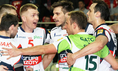 Zaksa will meet Resovia in final
