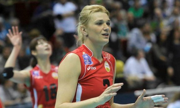 Breaking news! Glinka moves out Vakifbank. Who her successor?