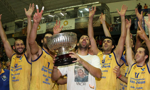 UPCN San Juan, Argentina A1 Champion for third time in a row!