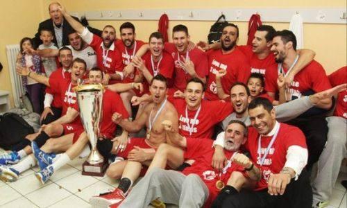 Olympiakos won the Greek Championship
