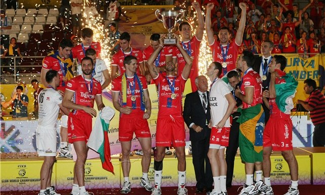 Trentino set to defend the World Champion title. Deservedly?