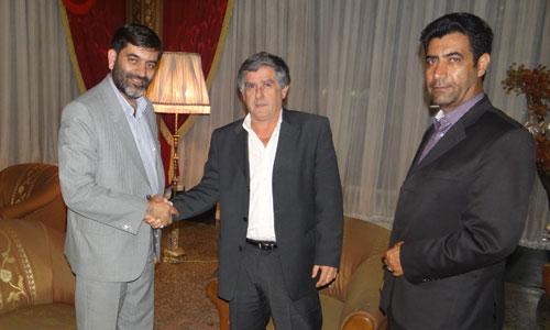 Raul Lozano in Iran